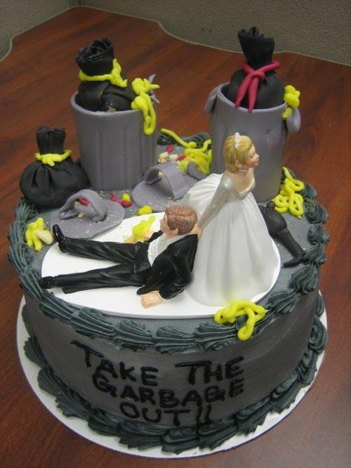 Торты для развода фото