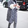 Уличный стиль на Неделе моды в Милане