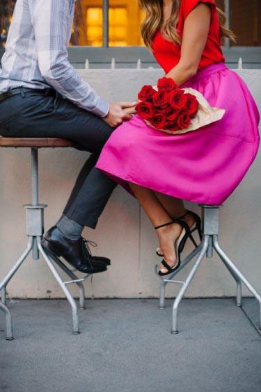 Немного романтики ко дню Святого Валентина