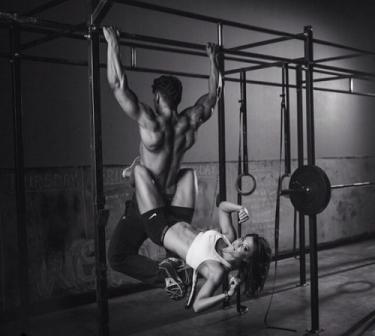 Занимайтесь спортом вместе
