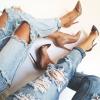 На лабутенах и в восхитительных штанах
