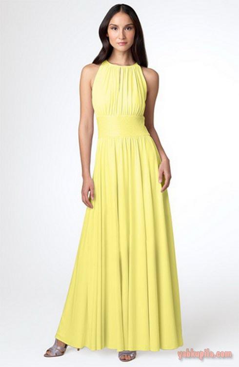 Как сшит платье в греческом стиле 177