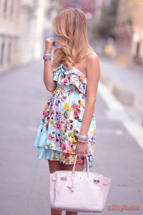 сегодня день такой весна белое платье