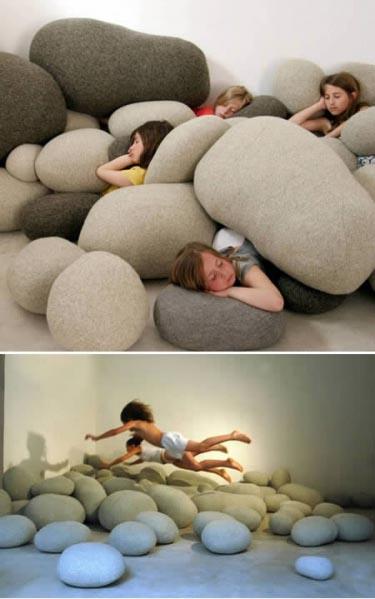 15 необычных подушек