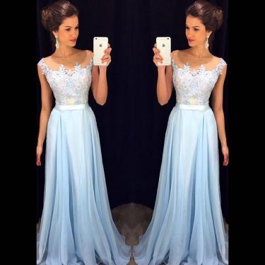 Выбираем платье для выпускного вечера