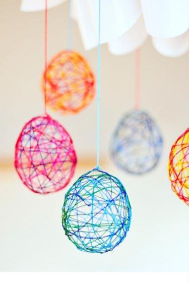 Пасхальный декор: украшаем дом к празднику