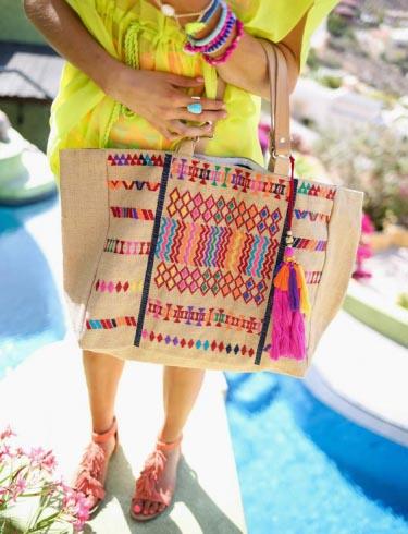 Время выбирать пляжную сумку