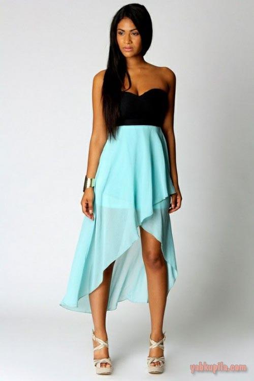 Маллет платье как сшить