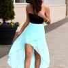 Модное платье – маллет