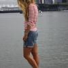 Короткие шорты на лето