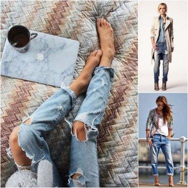 Модные джинсы: поиск идеальной модели