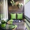 Как сделать маленький балкон уютным
