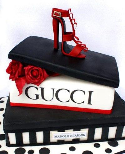 Торт для женщины: дарите красивые сладости