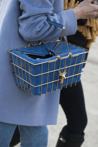 Необычные сумки, или европейская уличная мода