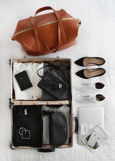 Скоро отпуск: что взять с собой в поездку?
