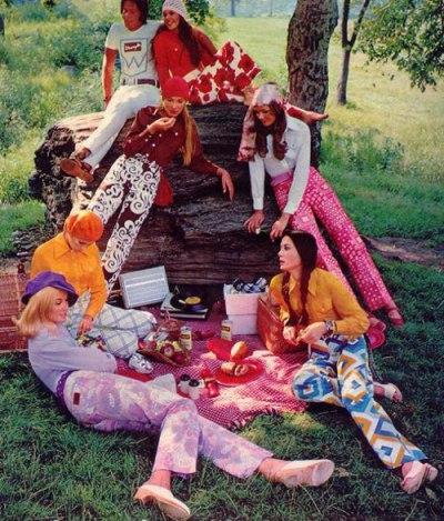 Мода в стиле барбекю, или в чем пойти на пикник