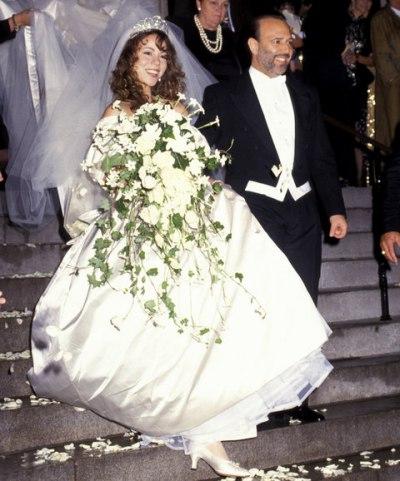 Свадьбы знаменитостей: вспоминая 90-е годы