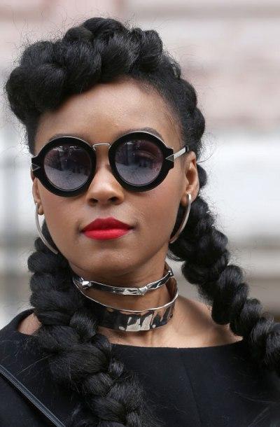 Заплетаем косы: 25 лучших образов от знаменитостей
