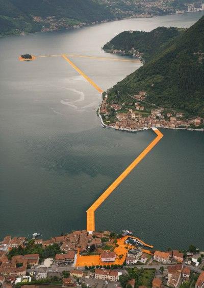 В Италии появилась возможность ходить по воде