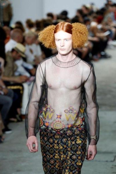 Мужская мода 2017, она такая…