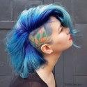 Граффити на волосах: тренд 2016 года