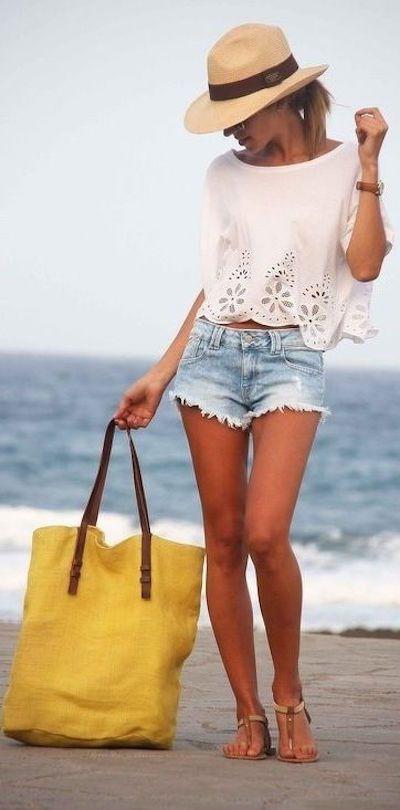 Пляжная мода: разгар сезона!
