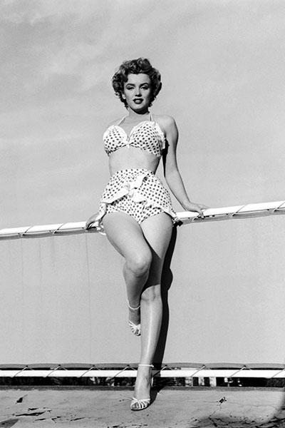 70 лет бикини: эволюция знаменитого купальника