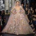 30 лучших свадебных платьев Недели моды в Париже