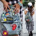 Нашивки и аппликации на одежде: модный streetstyle