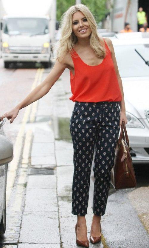 Укороченные брюки: кому подходят и с чем носить? Модные образы!