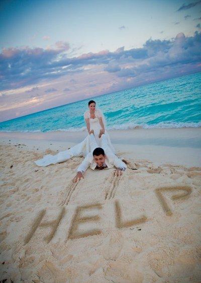 Идеи для свадьбы на пляже