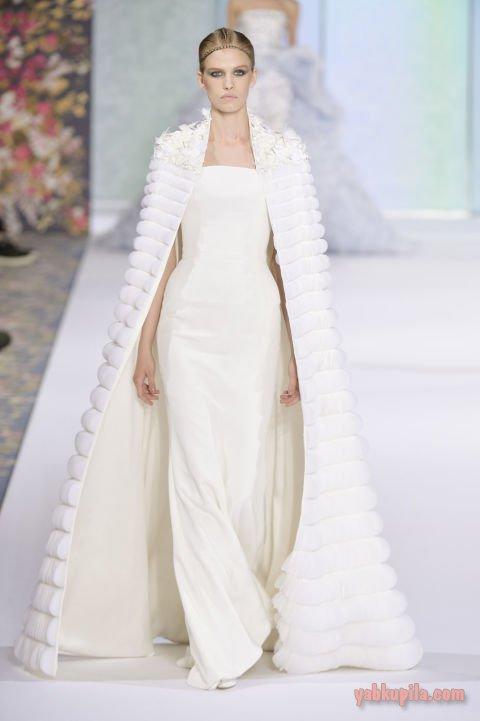 Пальто под свадебные платья