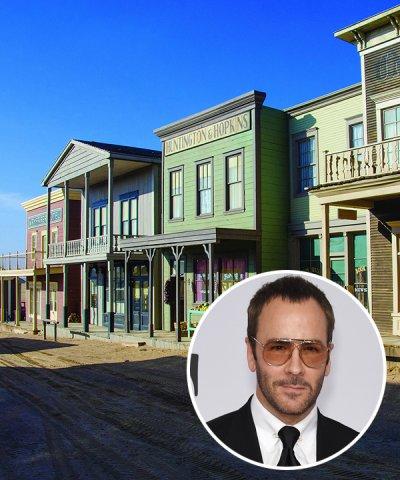 Том Форд продает свое необычное поместье