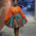 Современный африканский стиль в одежде