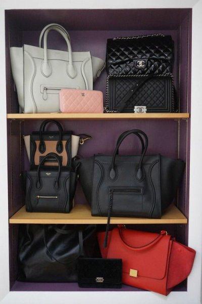 Какие сумки должны быть в гардеробе