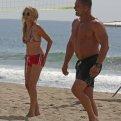 58-летняя Шэрон Стоун поразила фигурой на пляже