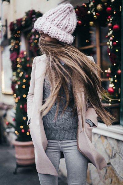 В чем ходить зимой: фото теплых образов