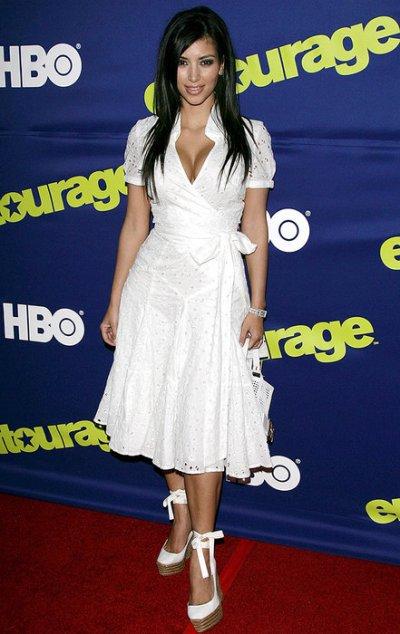 Эволюция стиля Ким Кардашян: как менялась внешность звезды