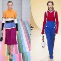 Модные свитера 2018-2019: фото с подиумов