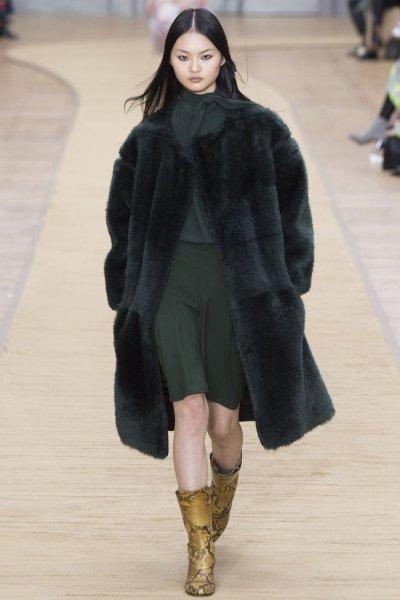 Зимняя верхняя одежда: что сейчас в моде?