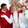 В чем пойти на первое свидание зимой