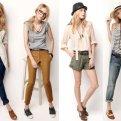 Как одеться в стиле преппи? Фото модных образов