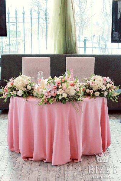 Самые актуальные палитры для свадьбы 2017 года