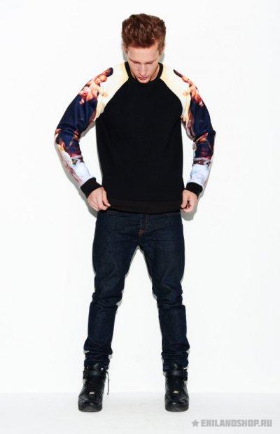 Что такое мужской свитшот и с чем его носить