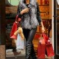 Уличный стиль Ирины Шейк: 30 фото