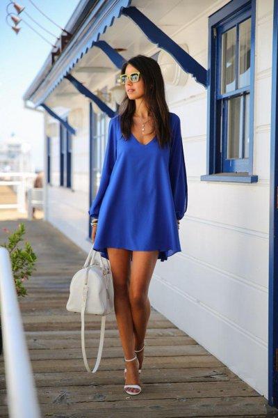 Платье оверсайз – стильный образ для настоящих модниц