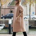 С чем носить пальто: фото модных образов