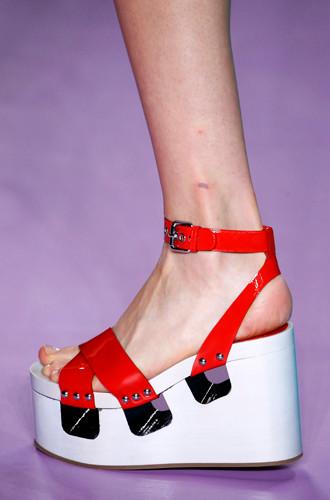 Модная обувь весна-лето от дизайнеров