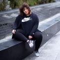 Спортивная одежда для полных девушек от Nike