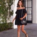 Черное летнее платье: фото лучших образов